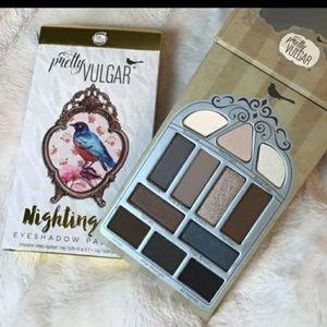 Pretty Vulgar Nightingale eyeshadow palette!